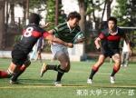 vs成蹊 ゴールラインへと迫る藤田