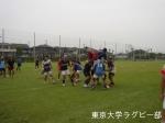 青山学院FW出稽古3