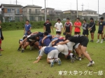 青山学院FW出稽古4
