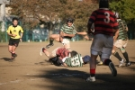 2007対抗戦vs一橋大・6