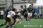 2008春vs青山学院大・7