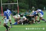2008春vs順天堂大・2