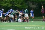 2008春vs順天堂大・5