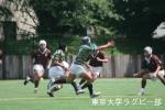 2008定期戦vs九州大・3