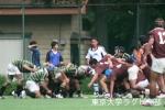 2008定期戦vs九州大・6