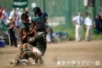 2008対抗戦vs武蔵大・1