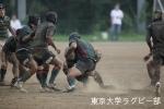 2008対抗戦vs武蔵大・8