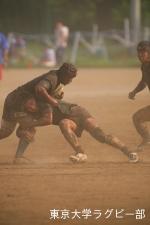 2008対抗戦vs武蔵大・9