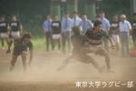 2008対抗戦vs武蔵大・10
