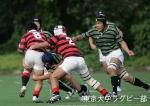 2008対抗戦vs一橋大・1