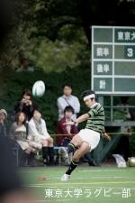 2008対抗戦vs一橋大・5