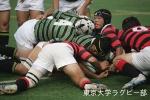 2008対抗戦vs一橋大・8