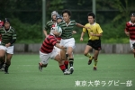 2008対抗戦vs一橋大・9