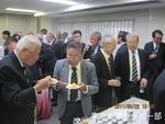90周年記念試合懇親会 歓談2