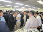 90周年記念試合懇親会 歓談3