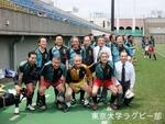 90周年記念試合OB戦 記念撮影3