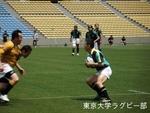 90周年記念試合OB戦 試合の様子5