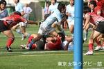 定期戦vs学芸大-4