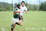 夏合宿 vs大阪体育大学-2 木下