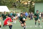 練習試合Bvs防衛大-2 3年永田武(CTB)
