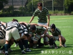 vs東北 3年連続1番をつけた畑田