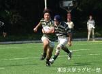 vs東北 迫力満点・鈴木の走り